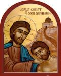Good Samaritan Icon